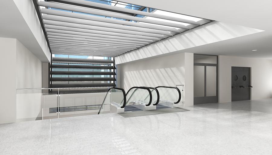 Centros comerciales y ocio for Arquitectura geriatrica