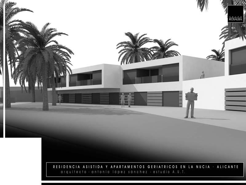 Arquitectura geri trica for Arquitectura geriatrica
