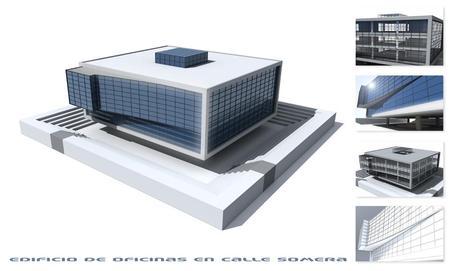 Arquitectura singular hoteles y oficinas for Arquitectura geriatrica