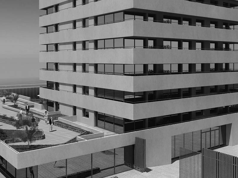 Trabajos realizados for Arquitectura geriatrica